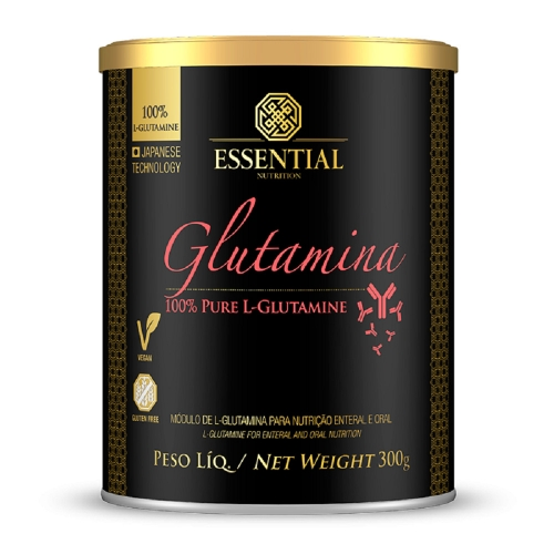 Glutamina - Essential - 300g