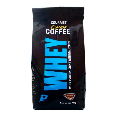 Whey Protein Coffee Gourmet Sabor Cappuccino (700g) - Performance Nutrition