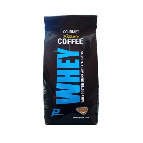 Whey Protein Coffee Gourmet Performance Nutrition - Café Latte - 700g