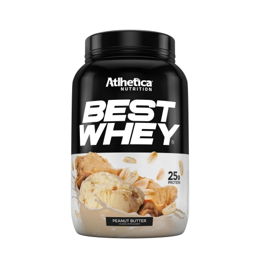 Best Whey - Atlhetica Nutrition - Amendoim - 900g