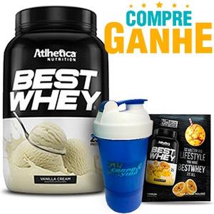 Best Whey - Atlhetica Nutrition - Baunilha - 900g