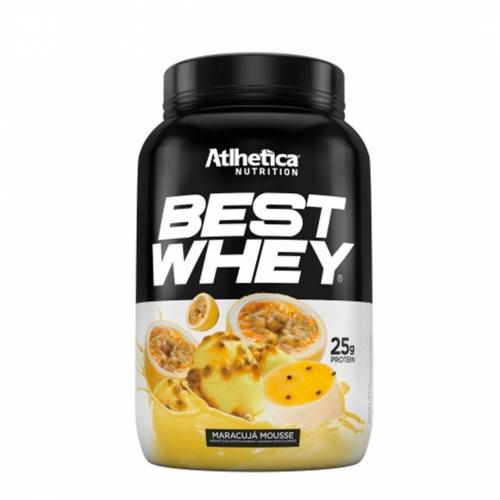Best Whey Sabor Maracujá (900g) - Atlhetica Nutrition