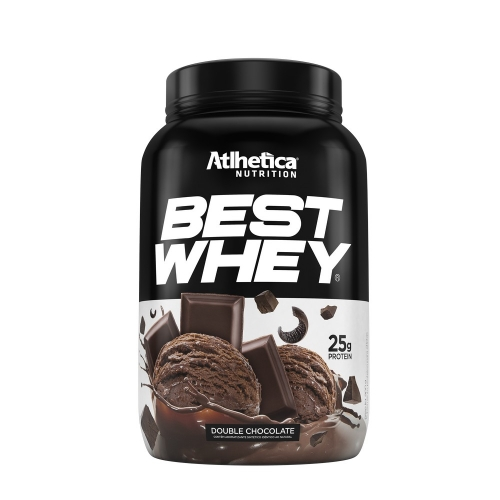 Best Whey - Atlhetica Nutrition - Chocolate - 900g