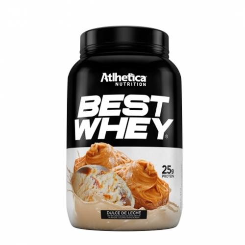 Best Whey Sabor Doce de Leite (900g) - Atlhetica Nutrition
