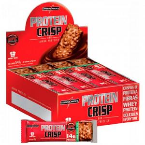Protein Crisp Bar - Integralmédica - Doce de Coco - 45g (12 Unidades)