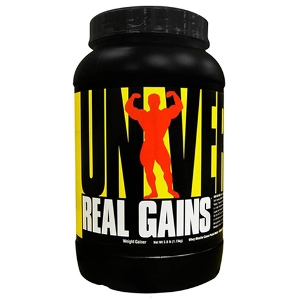 Real Gains Universal