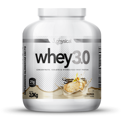 Whey 3.0 (2Kg) - Physical Pharma