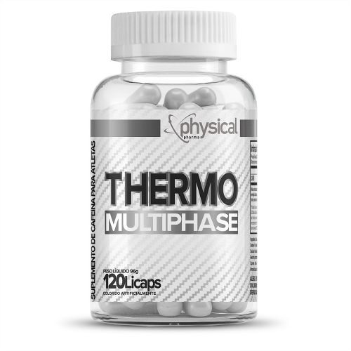 Thermo Multiphase (120 Liquid Caps) - Physical Pharma