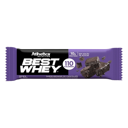 Best whey Bar (1 Unidade de 32g) - Atlhetica Nutrition
