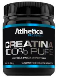 Creatina Pro Series 100% Pure - Atlhetica Evolution
