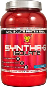 Syntha-6 Isolate - BSN