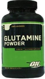 Glutamina em Pó Optimum Nutrition / Glutamine Powder - Optimum Nutrition - 300 g