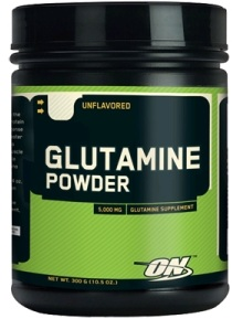 Glutamina em Pó Optimum Nutrition / Glutamine Powder - Optimum Nutrition - 600 g