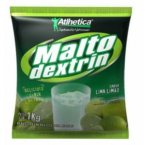 Maltodextrina Atlhetica Evolution Lima-Limão - 1kg