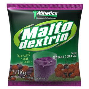Maltodextrina Atlhetica Evolution Guaraná com Açaí - 1kg